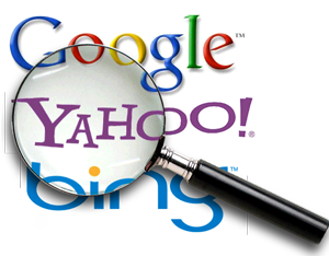 google-yahoo-bing-search