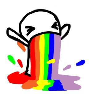 rainbow_puke_by_hennessycool-d4cjvf5