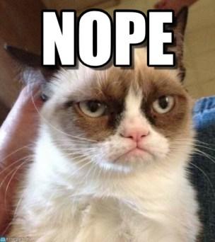 nope-grumpy-cat